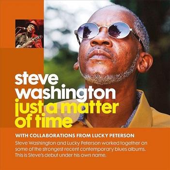 WASHINGTON, STEVE & LUCKY - JUST A MATTER OF TIME