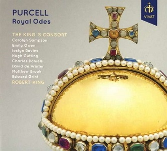 KING'S CONSORT / ROBERT K - PURCELL: ROYAL ODES