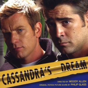 GLASS, PHILIP - CASSANDRA'S DREAM -OST-