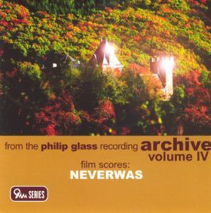 GLASS, PHILIP - NEVERWAS -OST-