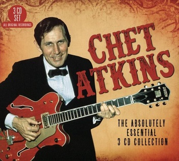 ATKINS, CHET - ABSOLUTELY ESSENTIAL..