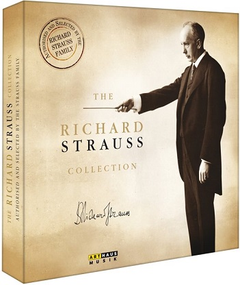 STRAUSS, R. - COLLECTION -7 OPERAS-