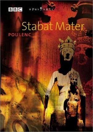 POULENC, F. - STABAT MATER/LITANIES A L