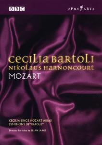 MOZART, W.A. - CECILIA SINGS MOZART ARIA