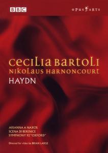 HAYDN, J. - ARIANNA A NAXOS/SYM.NO.9
