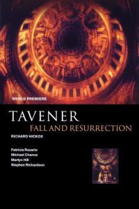 TAVENER, J. - FALL AND RESURRECTION