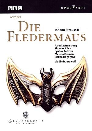 STRAUSS, R. - DIE FLEDERMAUS