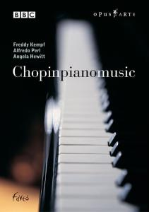 CHOPIN, F. - PIANO MUSIC