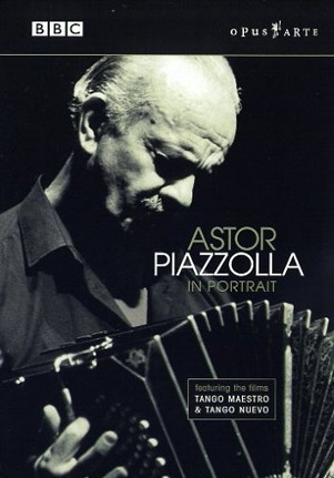 PIAZZOLLA, ASTOR - ASTOR PIAZZOLLA IN PORTRA