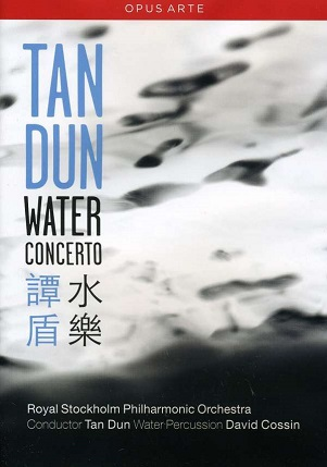 DUN, TAN - WATER CONCERTO