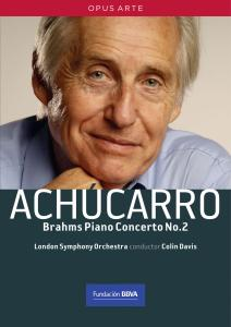 BRAHMS, J. - PIANO CONCERTO NO.2