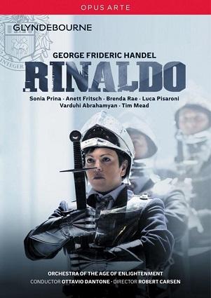 HANDEL, G.F. - RINALDO