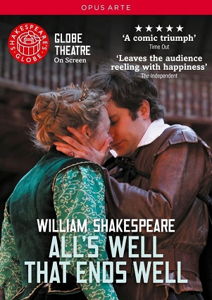 SHAKESPEARE, W. - ALL'S WELL THAT ENDS WELL