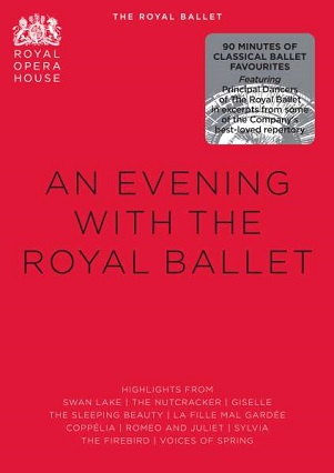 ROYAL BALLET - AN EVENING WITH