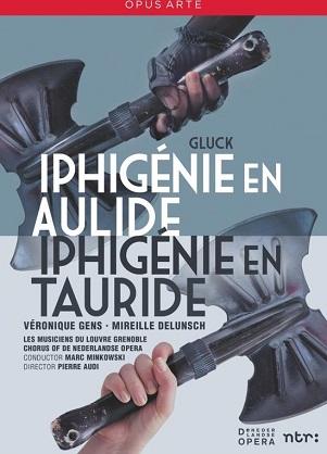 GLUCK, C.W. - IPHIGENIE EN AULIDE &..