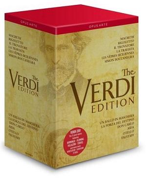 VERDI, G. - VERDI EDITION