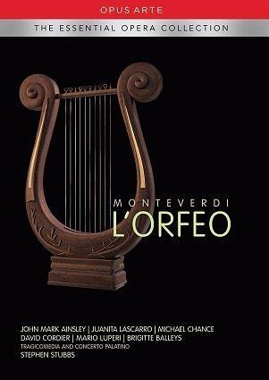 MONTEVERDI, C. - L'ORFEO