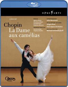 CHOPIN, F. - LA DAME AUX CAMELIAS