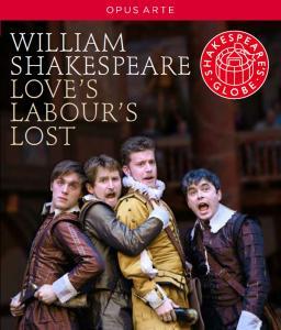 SHAKESPEARE, W. - LOVE'S LABOUR LOST