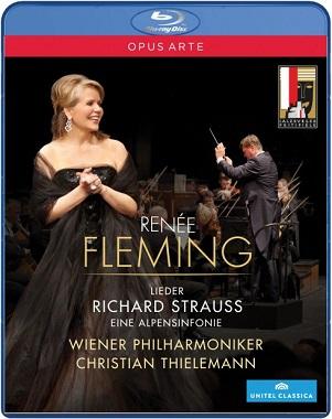 STRAUSS, R. - RENEE FLEMING IN CONCERT