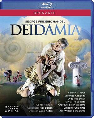 HANDEL, G.F. - DEIDAMIA