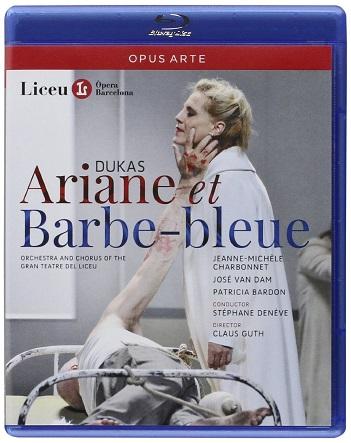 DUKAS, P. - ARIANE ET BARBE-BLEUE