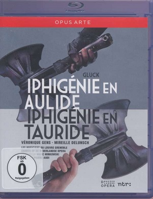 GLUCK, C.W. - IPHIGENIE EN AULIDE & TAU
