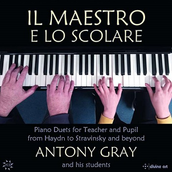 GRAY, ANTHONY - IL MAESTRO E LO..