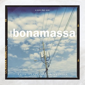 BONAMASSA, JOE - A NEW DAY NOW -ANNIVERS-