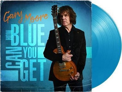 MOORE, GARY - HOW BLUE CAN YOU GET