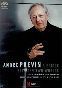PREVIN, ANDRE - BRIDGE BETWEEN TWO WORLDS
