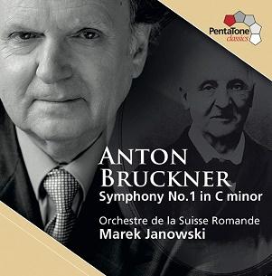 BRUCKNER, A. - SYMPHONY NO.1 -SACD-