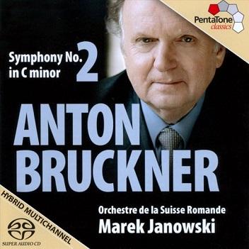BRUCKNER, A. - SYMPHONY NO.2