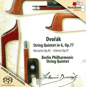 DVORAK, A. - STRING QUINTET IN G OP.77