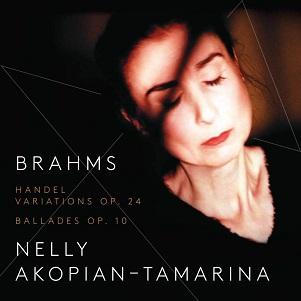 BRAHMS, J. - HANDEL VARIATIONS OP.24/B