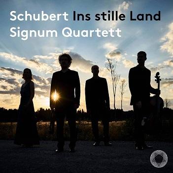 SIGNUM QUARTETT - SCHUBERT: INS STILLE LAND