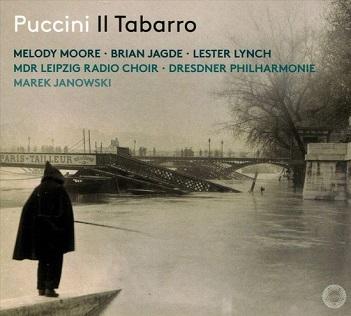 JANOWSKI, MAREK / DRESDNE - PUCCINI: IL TABARRO-SACD-