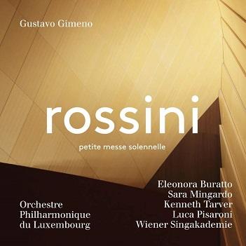 ROSSINI, G. - PETITE MESSE.. -SACD-