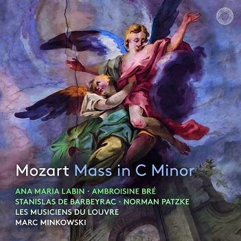 LES MUSICIENS DU LOUVRE - MOZART: MASS IN C MINOR