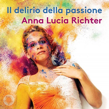 RICHTER, ANNA LUCIA / LUC - IL DELIRIO DELLA PASSIONE