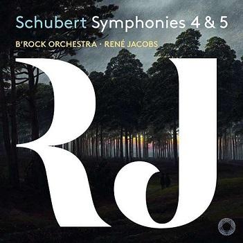 B'ROCK ORCHESTRA / RENE J - SCHUBERT:.. -SACD-