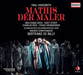 HINDEMITH, P. - MATHIS DER MALER