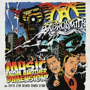 AEROSMITH - MUSIC FROM ANOTHER..