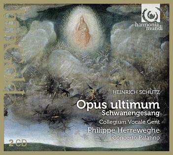 SCHUTZ, H. - OPUS ULTIMUM