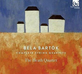 BARTOK, B. - COMPLETE STRING QUARTETS
