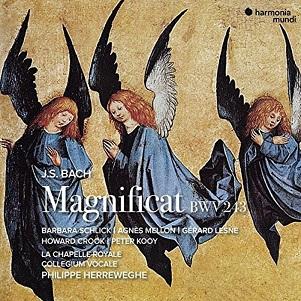 BACH, J.S. - MAGNIFICAT BWV243