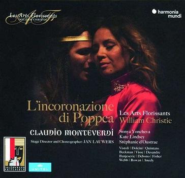 MONTEVERDI, C. - L'INCORONAZIONE DI.. -CD+