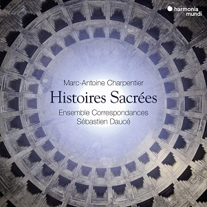 CHARPENTIER, M.A. - HISTOIRES SACREES