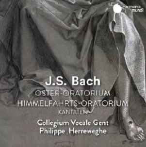 BACH, J.S. - OSTER-ORATORIUM/HIMMELFAH