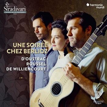 D'OUSTRAC, STEPHANIE - UNE SOIREE CHEZ BERLIOZ